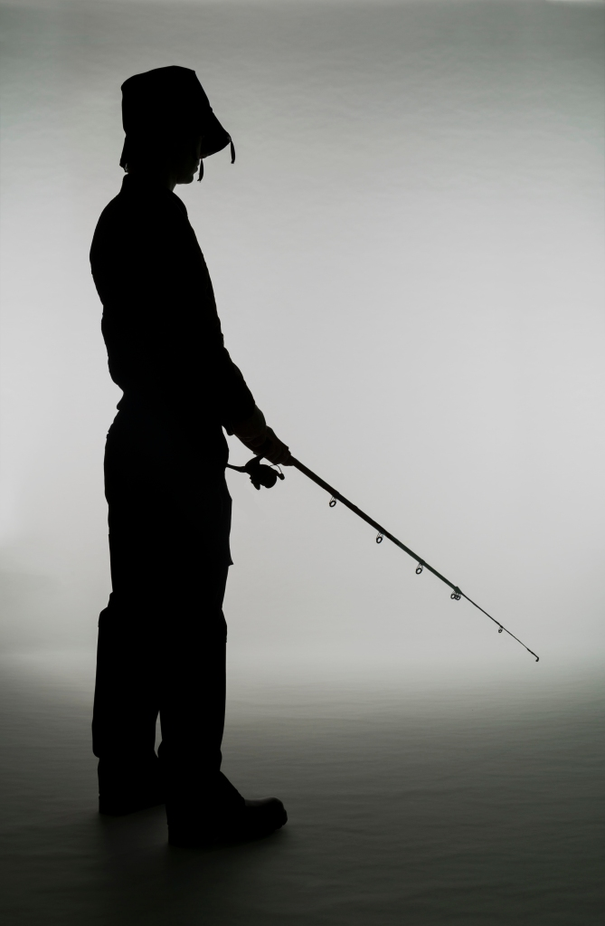 Dawn Bey_Fishing in the dark image_cover