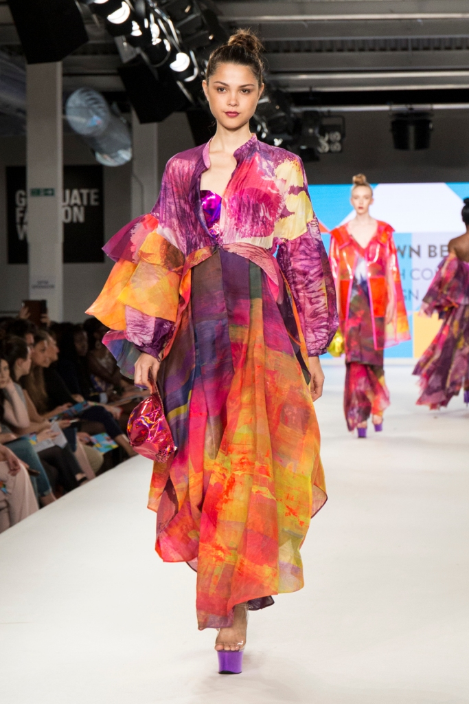 GFW 2016 Oracle International Catwalk Competition 2016