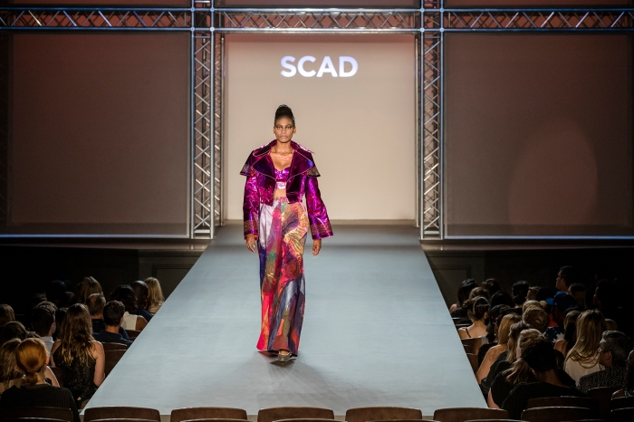 SCAD Savannah – Spring 2016 – Fashion Show – Runway Coverage – Designer: Dawn Bey, BFA Fashion (FASH) – Singapore – Trustees Theater – Photography by Dylan Wilson